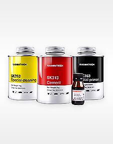 冷硫化粘接剂系列